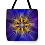 Sacred Geometry 184 Tote Bag
