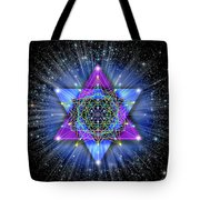 Sacred Geometry 70 Tote Bag