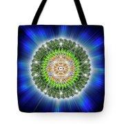 Sacred Geometry 75 Tote Bag