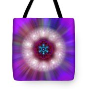 Sacred Geometry 76 Tote Bag