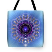 Sacred Geometry 78 Tote Bag