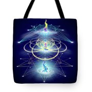 Sacred Geometry 80 Tote Bag