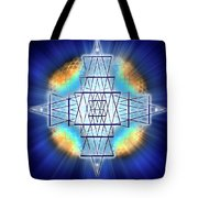 Sacred Geometry 86 Tote Bag
