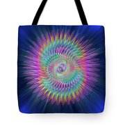 Sacred Geometry 87 Tote Bag