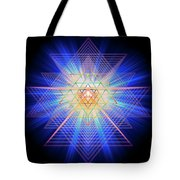 Sacred Geometry 88 Tote Bag