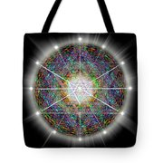 Sacred Geometry 89 Tote Bag
