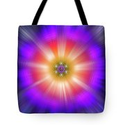Sacred Geometry 90 Tote Bag