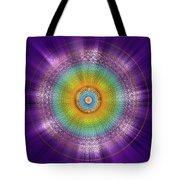 Sacred Geometry 96 Tote Bag