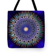 Sacred Geometry 97 Tote Bag