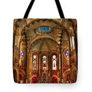 Sacred Heart Cultural Center Tote Bag