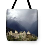 Sacred Mountain Echos Tote Bag