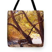 Sacred Place Tote Bag