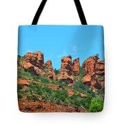 Sacred Sedona Tote Bag