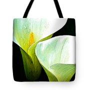 Sad Lillies Tote Bag