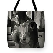 Sad Lonely Used Tote Bag