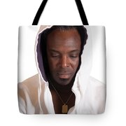 Sadness Tote Bag by Gunter Nezhoda