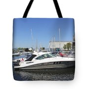 Safe Harbor Series 02 Tote Bag