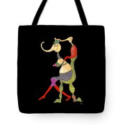 Safe In Mother's Love Tote Bag