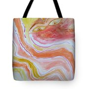 Saga Of Woman Tote Bag