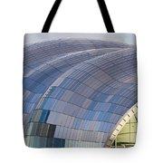 Sage Gateshead Roof Close Up Tote Bag