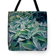 Sage In The Garden Tote Bag
