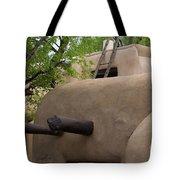 Sagebrush Inn Taos Nm Tote Bag