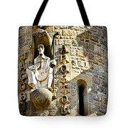 Sagrada Familia - Barcelona Spain Tote Bag