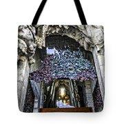 Sagrada Familia Doors - Barcelona - Spain Tote Bag