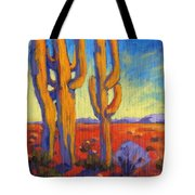Desert Keepers Tote Bag