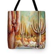 Saguaro National Forest Tote Bag