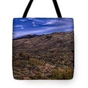 Saguaro View No.1 Tote Bag