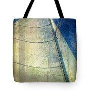 Sail Texture Tote Bag