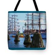 Sailabration Baltimore Tote Bag