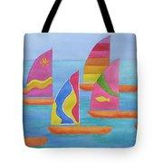 Sailabration Tote Bag