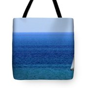 Sailboat 1 Tote Bag