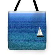 Sailboat 2 Tote Bag