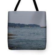 Sailboat Heaven Tote Bag