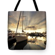Sailed In Tote Bag