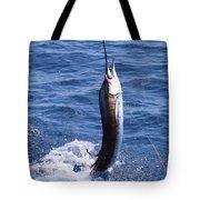 Sailfish On Fly Tote Bag