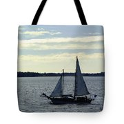 Sailin Tote Bag