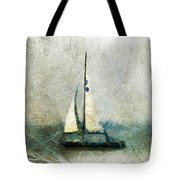Sailin' With Sally Starr Tote Bag by Trish Tritz