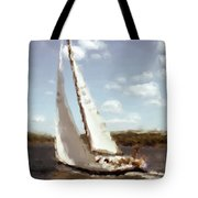 Sailing 1 Tote Bag