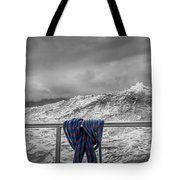 Sailing Around South West Cape Of Tasmania Tote Bag