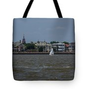 Sailing Class Tote Bag