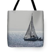 Sailing Free Tote Bag