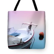 Sailing In A Sea Of Colors  Tote Bag
