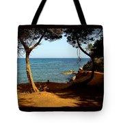 Sailing In Solitude Tote Bag