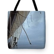Sailing Skipjack Tote Bag