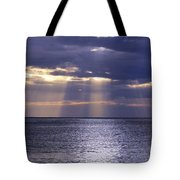 Sailing Through The Sun Rays 2. Tote Bag