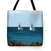 Sailing Watch Hill Ri Tote Bag